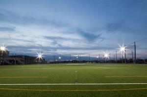 28.サッカー・ラグビーコート(夜)2