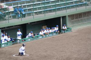 関東北信越新人野球大会2(2015,11,7栃木県総合運動公園野球場)