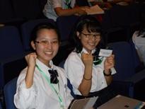 英語部HP 桐蔭会議